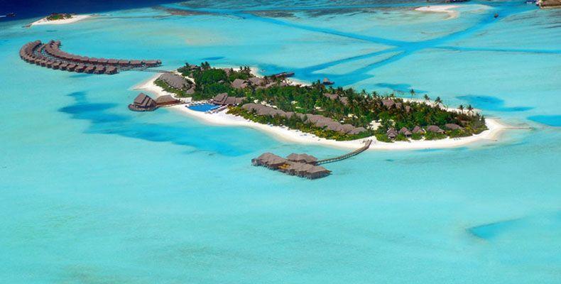 Casas de lujo en islas paradisiacas