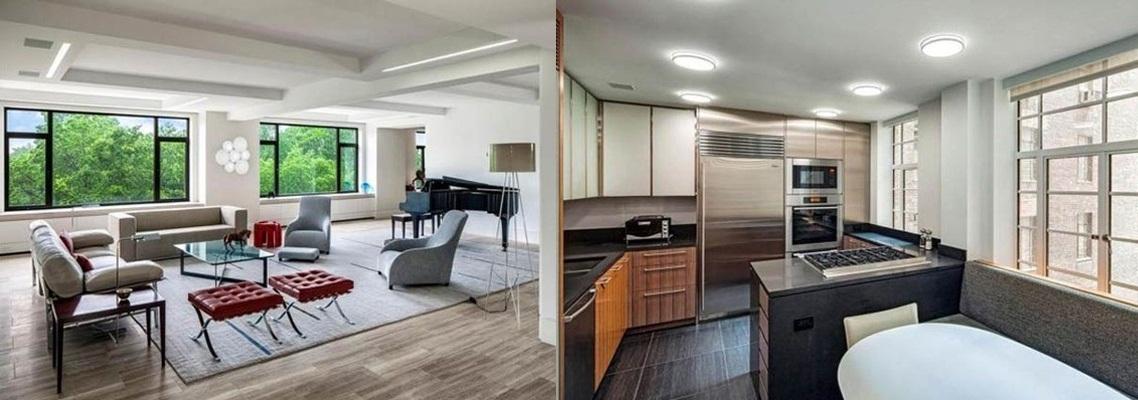El nuevo apartamento de lujo de guardiola en nueva york - Casas de lujo en nueva york ...