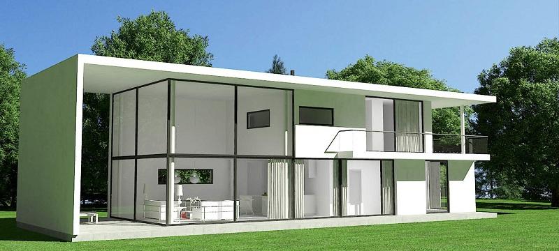 Casas modulares prefabricadas archivos - Viviendas modulares prefabricadas ...