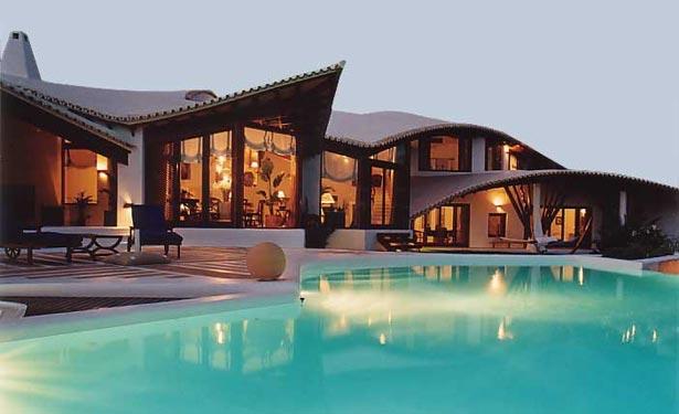 Residencial lujo archivos for Las mejores fachadas de las villas