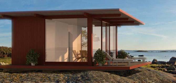 Casas de madera, una alternativa económica al ladrillo