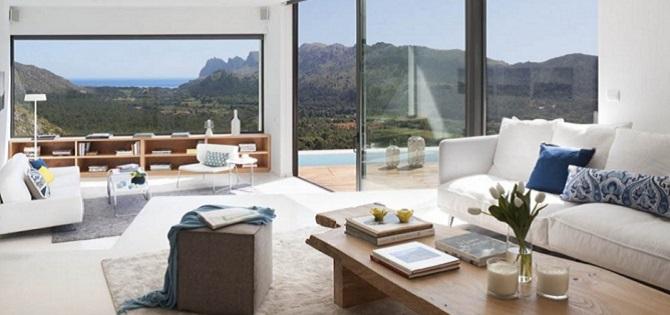 Pin casas lujo dise interiores habitaciones decoracion - Interiores de lujo ...