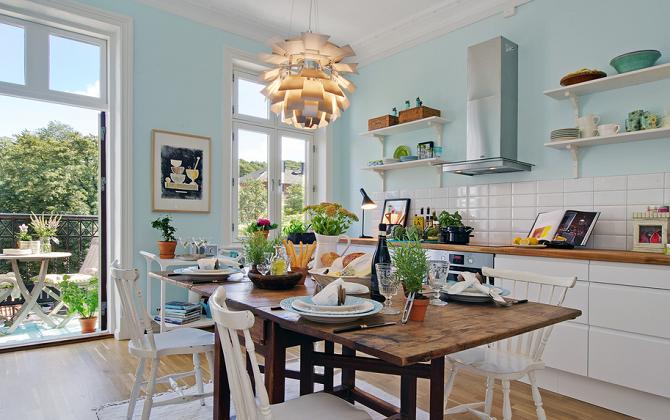 cocina interiores de casas