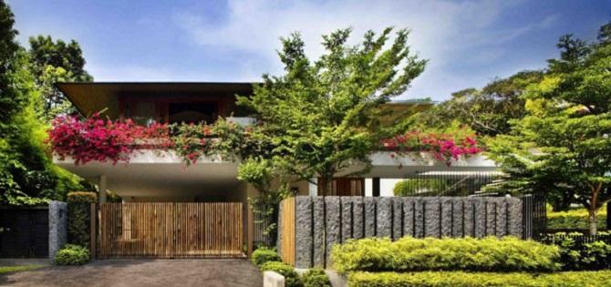 Tangga House,  una casa de lujo en Singapur