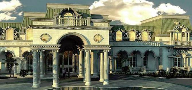 Palacio de versalles una de las casas de lujo m s grandes del mundo - Casas de lujo en el mundo ...
