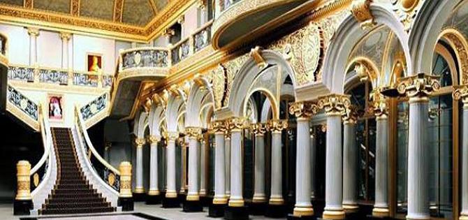Palacio de versalles una de las casas de lujo m s grandes del mundo - Casas de millonarios ...