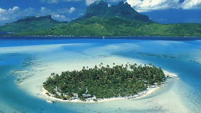 islas paradisiacas polinesia