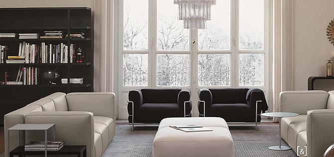 Interiores de lujo en dise os de casas for Interiores de casas de lujo