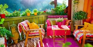 decoracion casas de lujo en verano