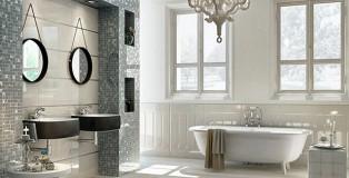 baños en casas de lujo