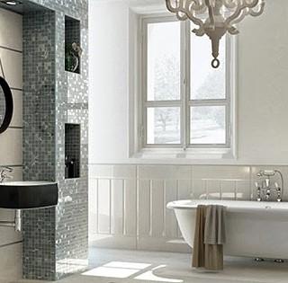 Baños exclusivos y casas de lujo