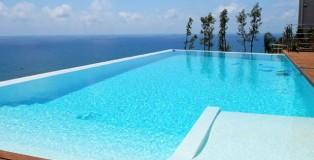 piscinas casas de lujo