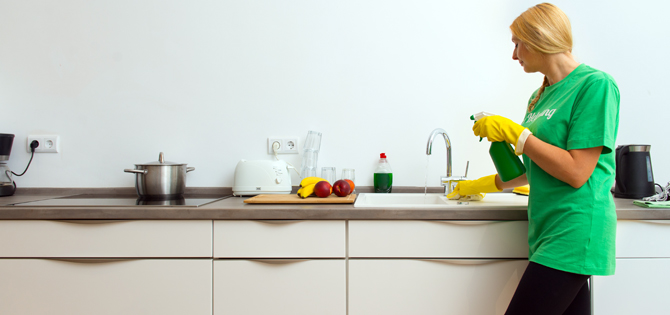 Nunca tu hogar luci tan radiante helpling servicio de - Limpieza en casa ...