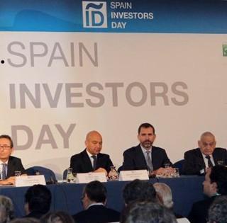 Foro de inversores en Madrid