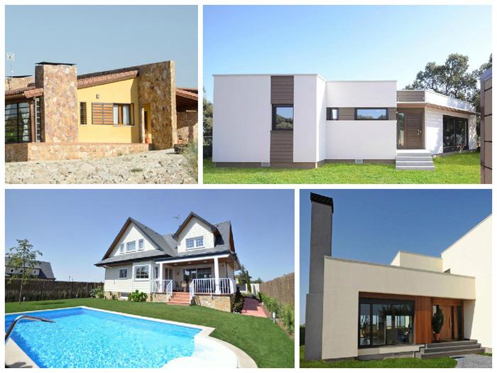 Canexel casas de lujo de madera